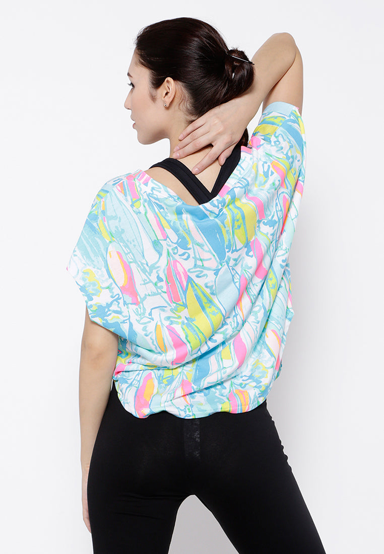 Fun Workout Outer - Multicolor
