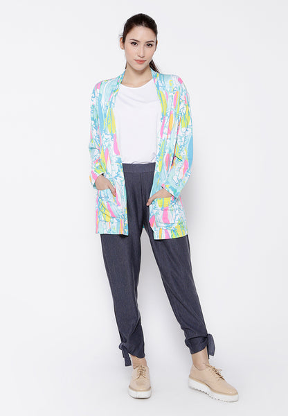 Fun Multicolor Cardigan