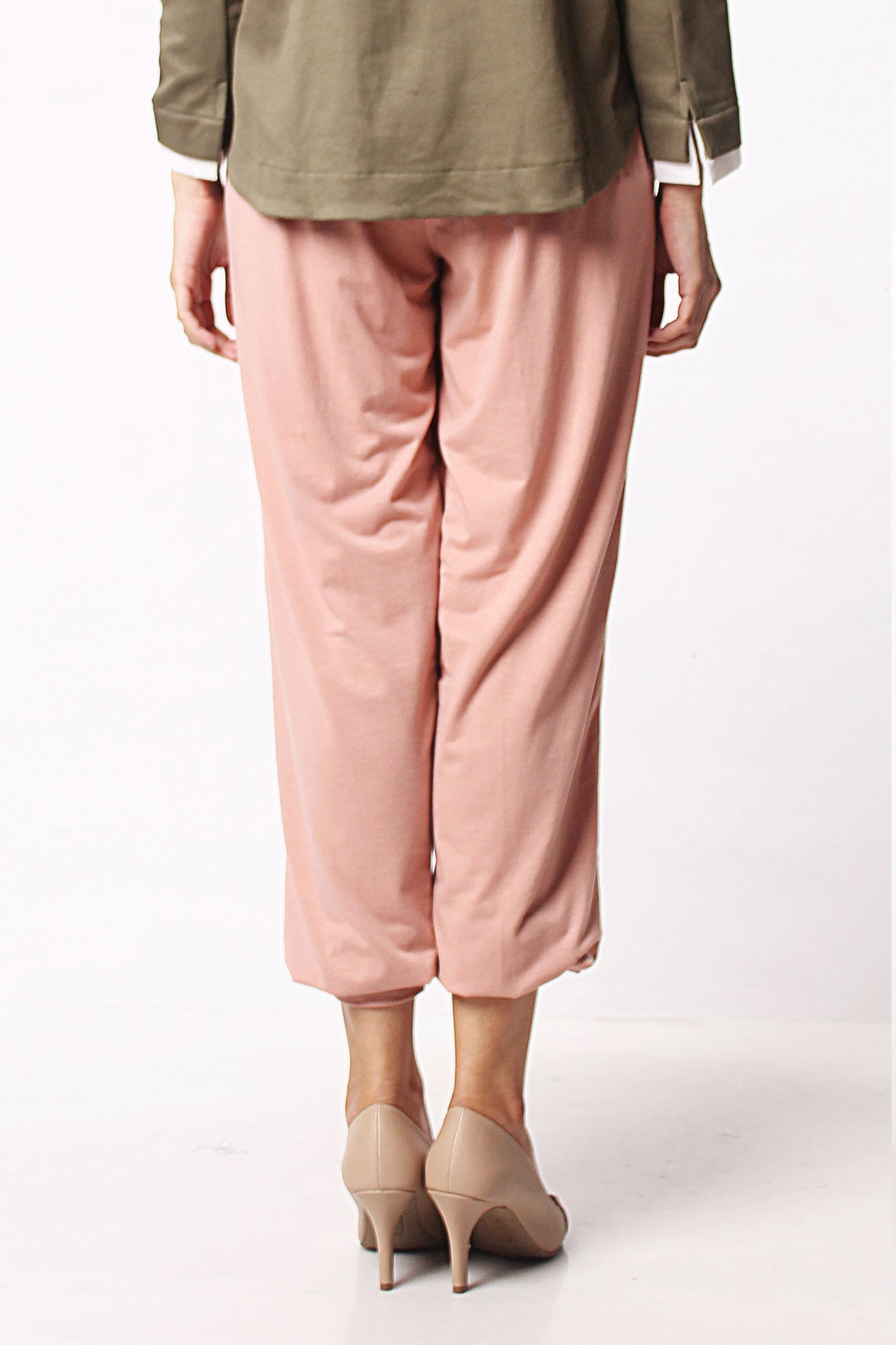 Jogger Pants - Dusty Pink