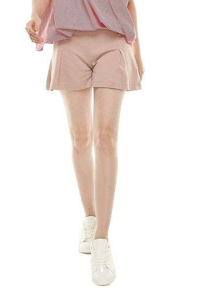 Short Pants - Nude color