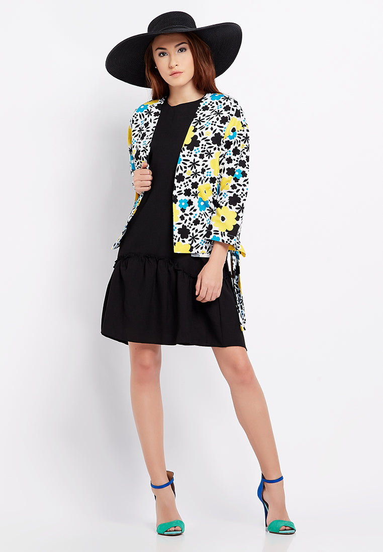 Floral Jacket - Multiple Color