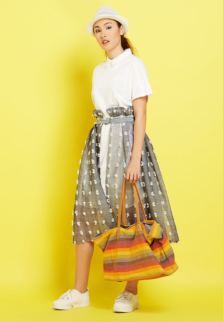 Outer Skirt - Grey