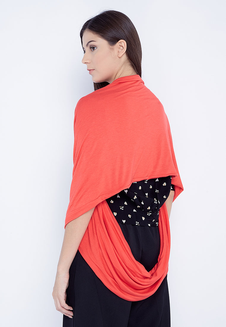 Shawl - Orange