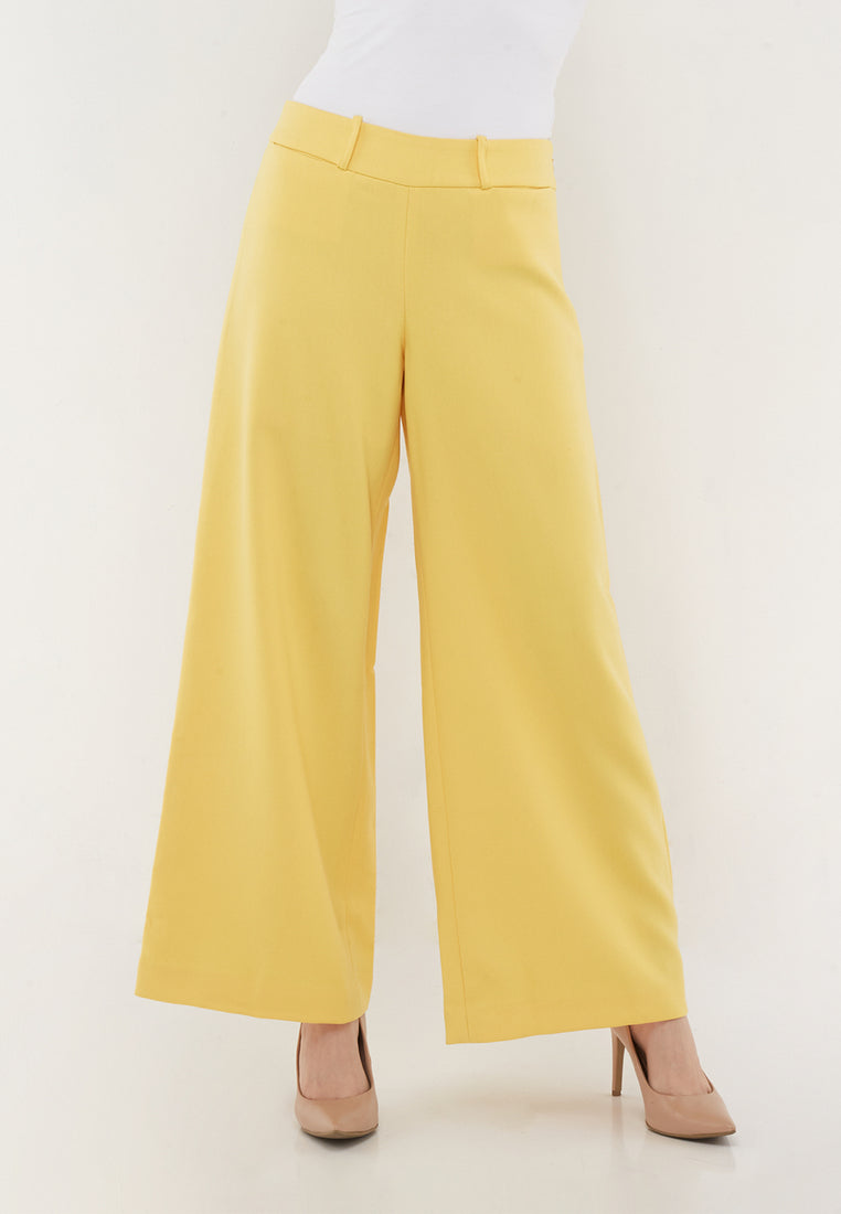 Long Pants - Yellow