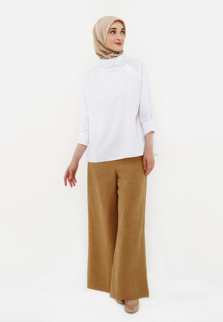 Long Pants - Brown