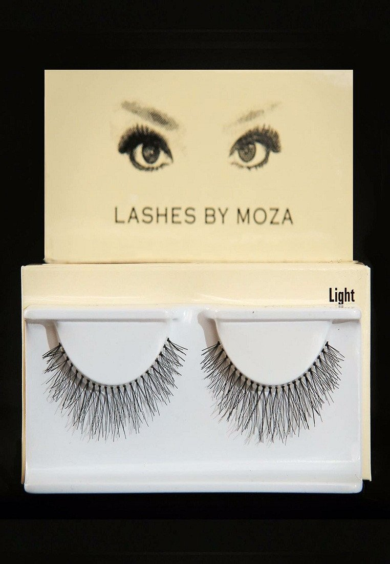 Eye Lashes By Moza Kombinasi (Light,Premium,Medium)