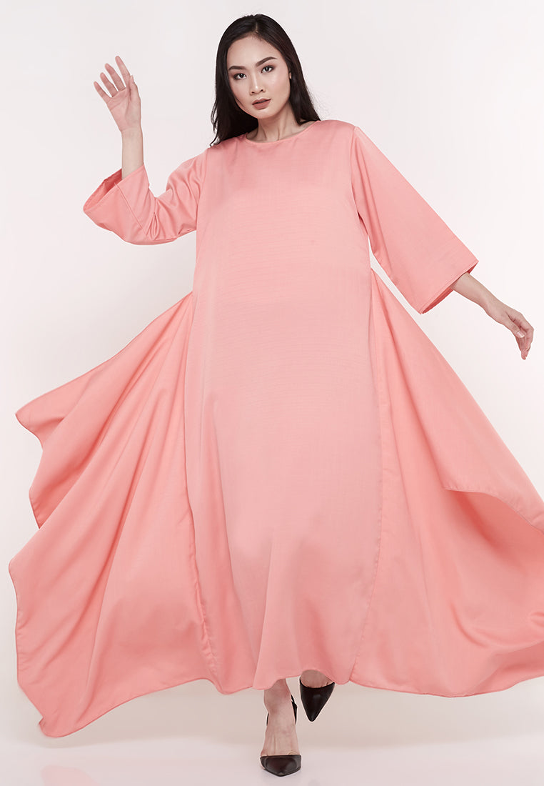 Two Ways Kaftan - Peach