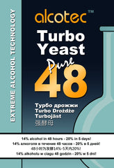 Turbo Yeasts