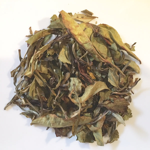 New White Tea Announcement