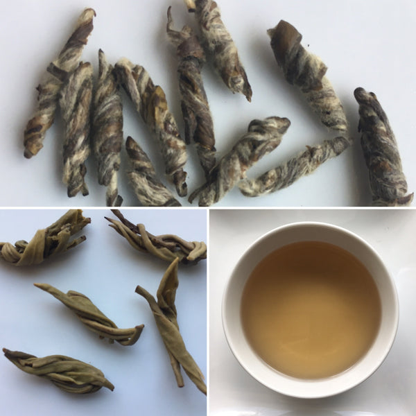 Snow Dragon White Tea