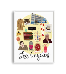 Los Angeles - New Girl