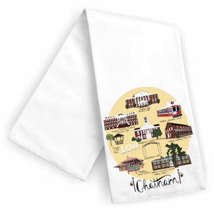 Chatham Tea Towel