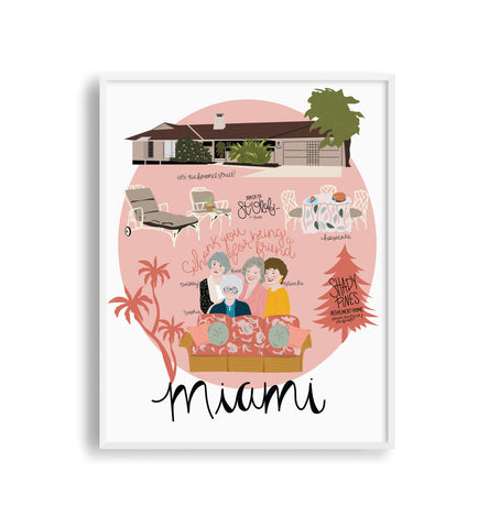 Miami - Golden Girls