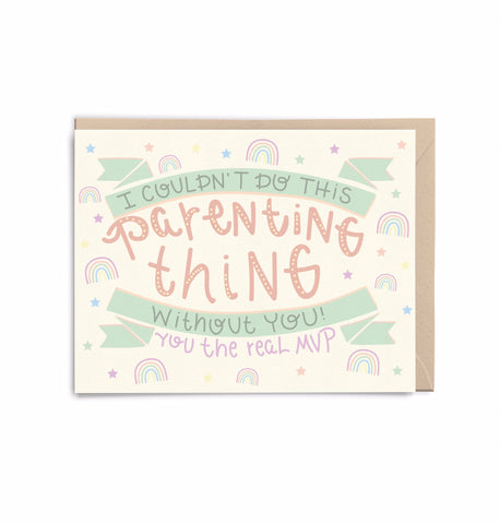 Parenting Thing Card