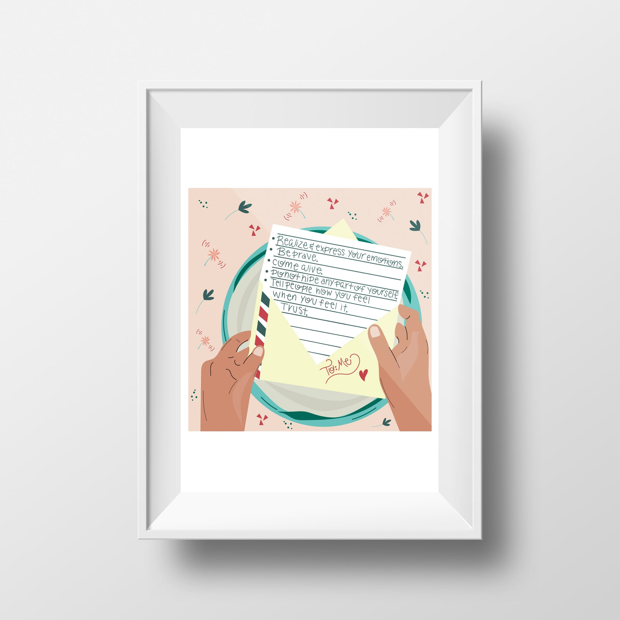Love Letter to Myself Print