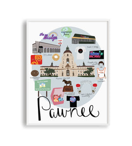 Pawnee - Parks + Recreation