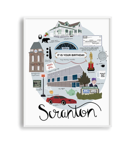 Scranton - The Office