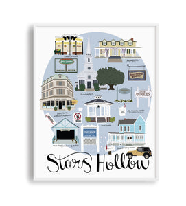 Stars Hollow - Gilmore Girls