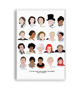 Women of History Print Vol. 2