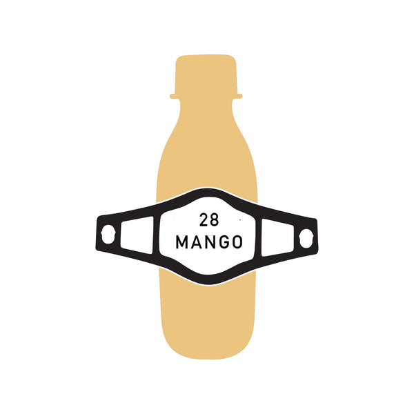 28 bottles ALPHONSO MANGO KEFIR (BOTTLE SIZE - 200 ML)