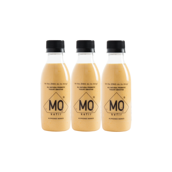 3 X Alphonso Mango (BOTTLE SIZE - 200 ML)