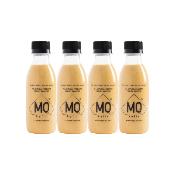 4 X Alphonso Mango  (BOTTLE SIZE - 200 ML)