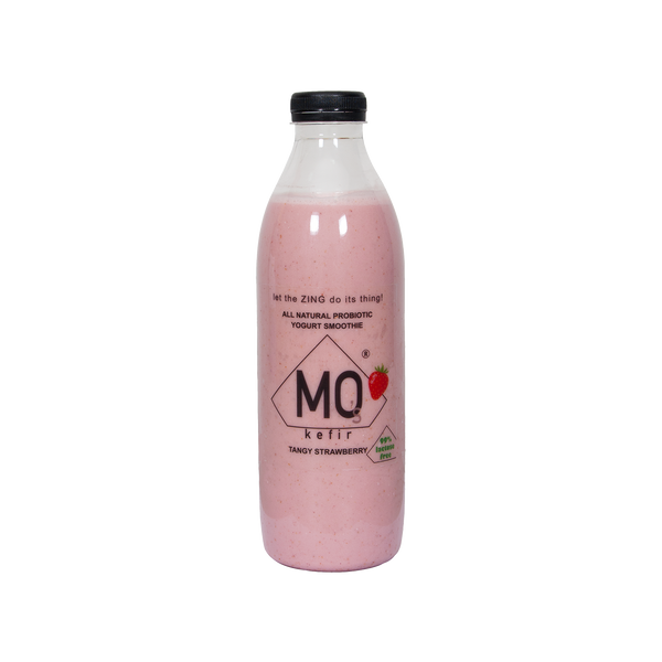 Tangy Strawberry Kefir (BOTTLE SIZE - 1 LITRE)