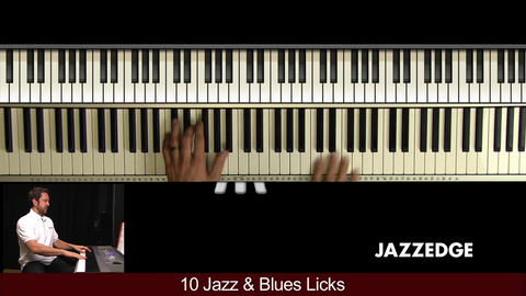 10 Jazz and Blues Licks