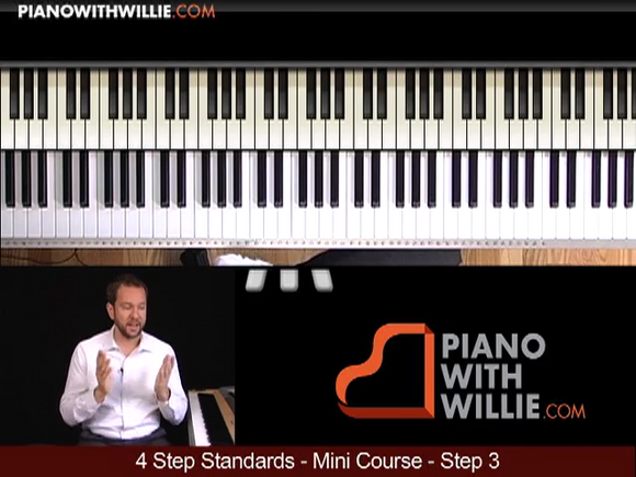 4 Step Standards Mini Course – Step 3 (Accompaniment)