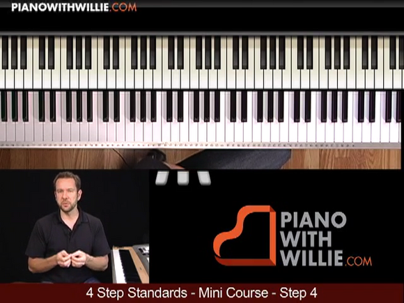 4 Step Standards Mini Course – Step 4 Improv