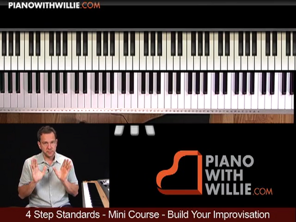 4 Step Standards Mini Course – Step 4b Build Your Improvisation