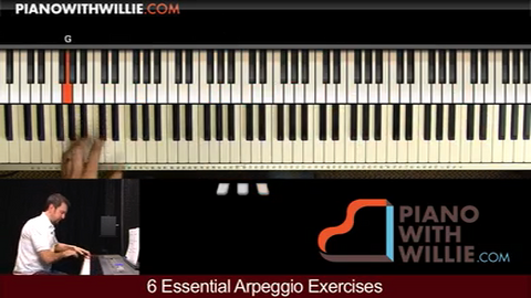 6 Essential Arpeggio Exercises