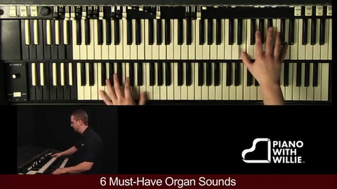 6 Must-Have Organ Sounds [Essential Hammond Organ]