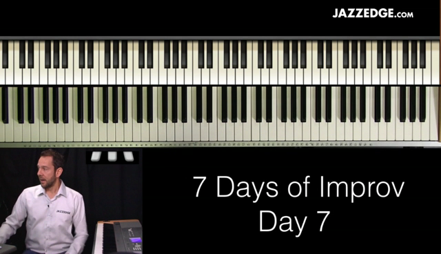 7 Days of Improvisation – Day 7