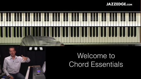 Chord Essentials – Key of C