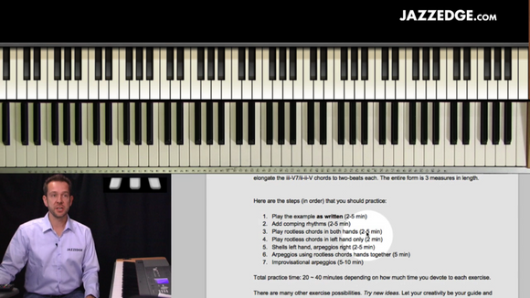 Piano Essentials Practice Tips