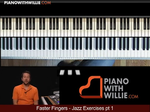 Faster Fingers 3A – Jazz/BeBop Exercises