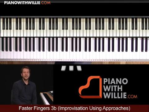 Faster Fingers 3B – Improvisation with Approaches