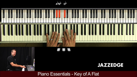 Piano Essentials Key of A Flat
