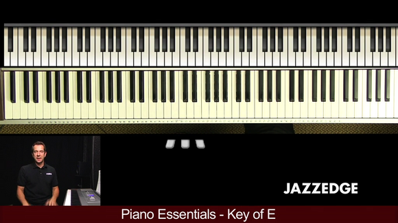 Piano Essentials Key of E