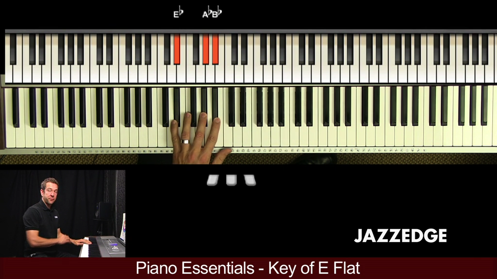 Piano Essentials Key of E Flat