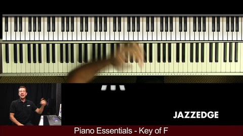Piano Essentials Key of F