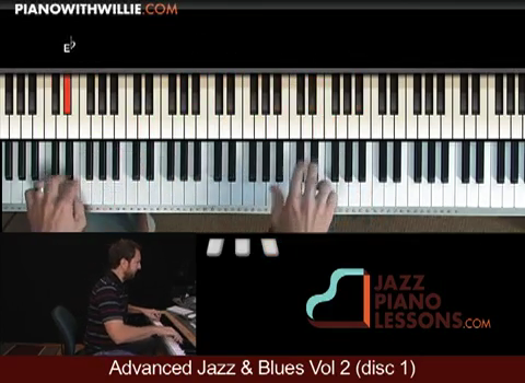 Advanced Jazz & Blues Vol 2 (lesson 1)