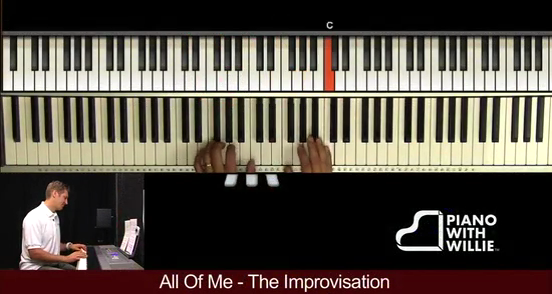 All of Me II – The Improvisation Part 1