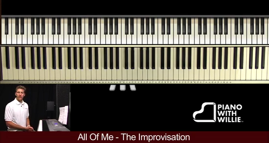 All of Me II – The Improvisation Part 2