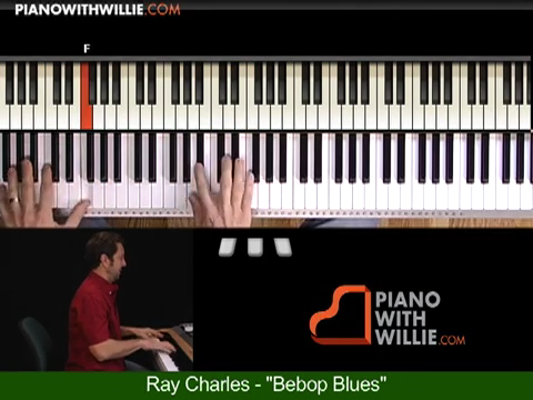 Ray Charles – Bebop Blues