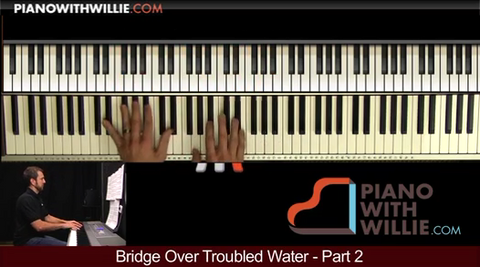 Bridge Over Troubled Water – Part 2