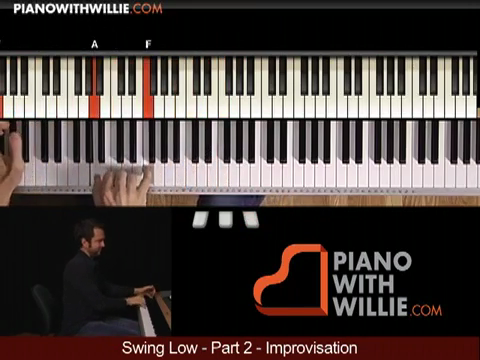 Swing Low, Sweet Chariot Pt 2 – Improvisation