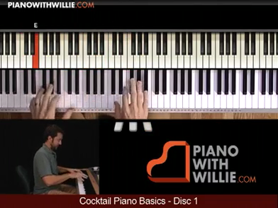 Cocktail Piano Basics – 1