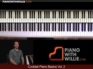 Cocktail Piano Basics – 2